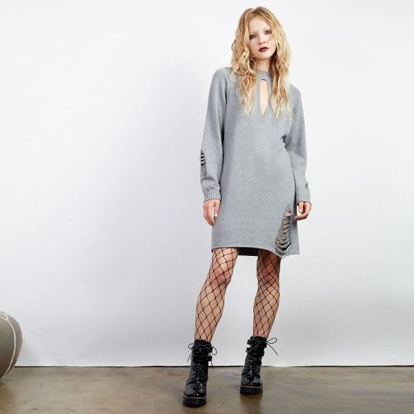 Somedays Lovin 'Cloudy Nights' Knit Dress