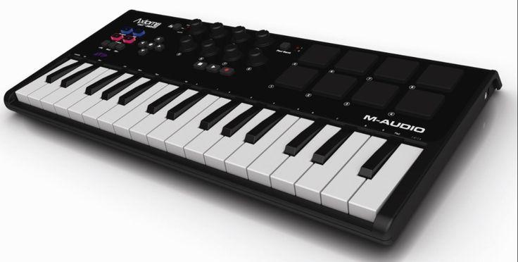 M-Audio - Axiom A.I.R. Mini 32- Key & Pad Controller