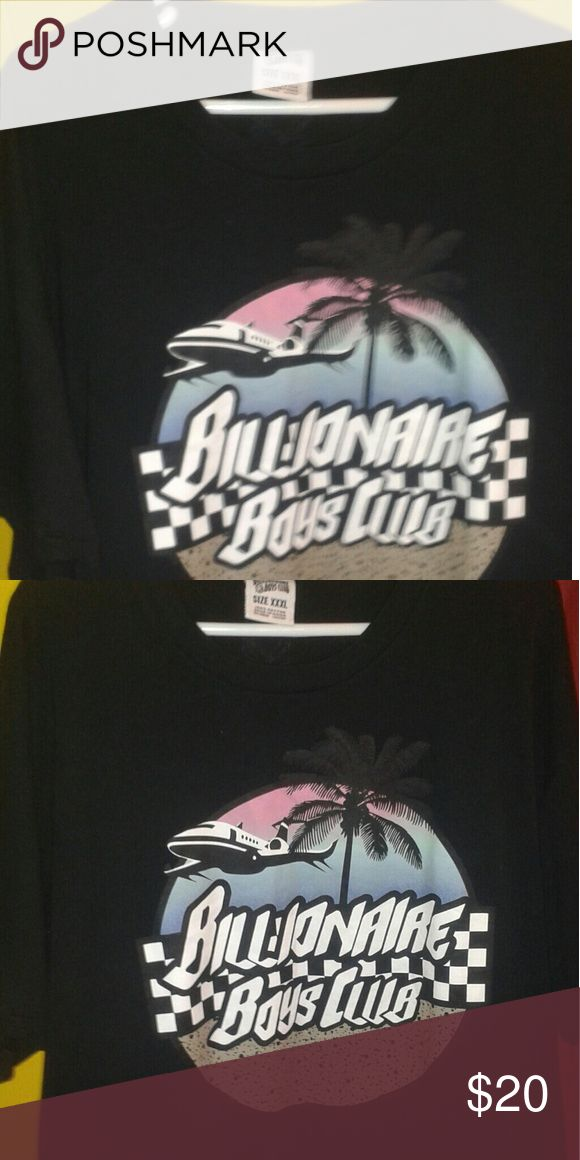 Billionaire  boys club shirt Worn like twice Billionaire Boys Club Shirts Tees - Short Sleeve