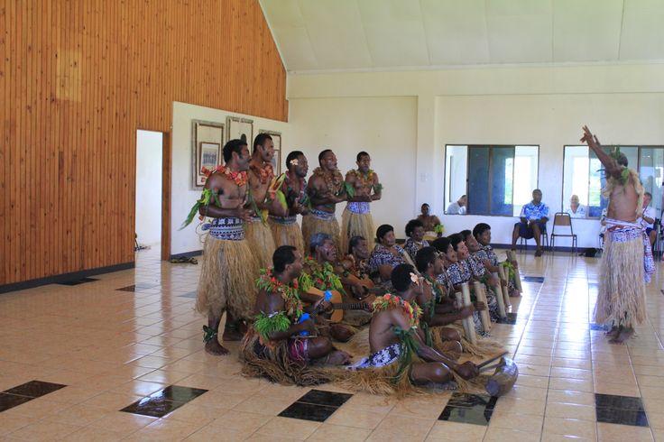 Entertainment in Village Hall