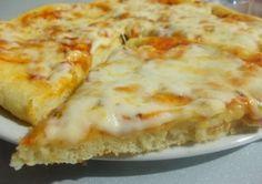pizza soffice-impasto con patata cruda
