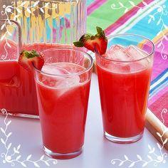 çilekli limonata 1