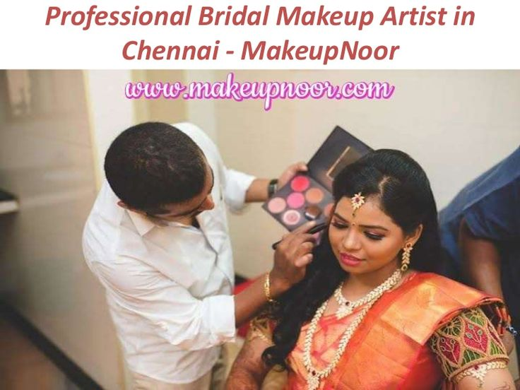 Noor is one of the top Professional Bridal / Wedding Makeup Artist in Chennai. He has 15 years of experience in this industry and worked JAYA TV as a make-up artist.