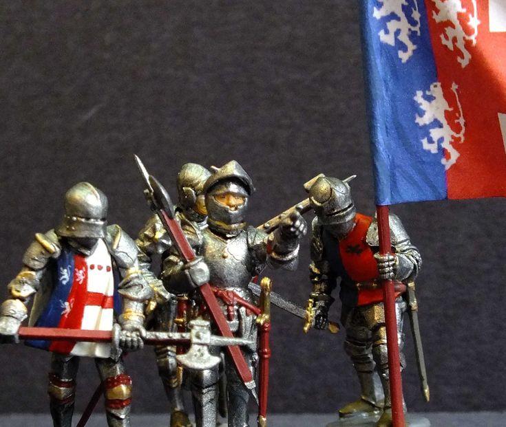 """Sir William Herbert, 1st Earl of Pembroke KG (c. 1423 – 27 July 1469), known as """"Black William"""","""