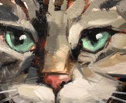 11412 best Chats dans l\'art images on Pinterest | Cat art, Kitty ...