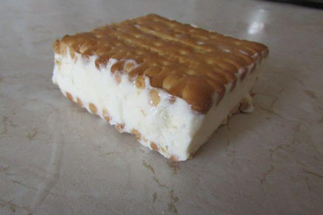 Kulinarne Wariacje: Lodowa kanapka