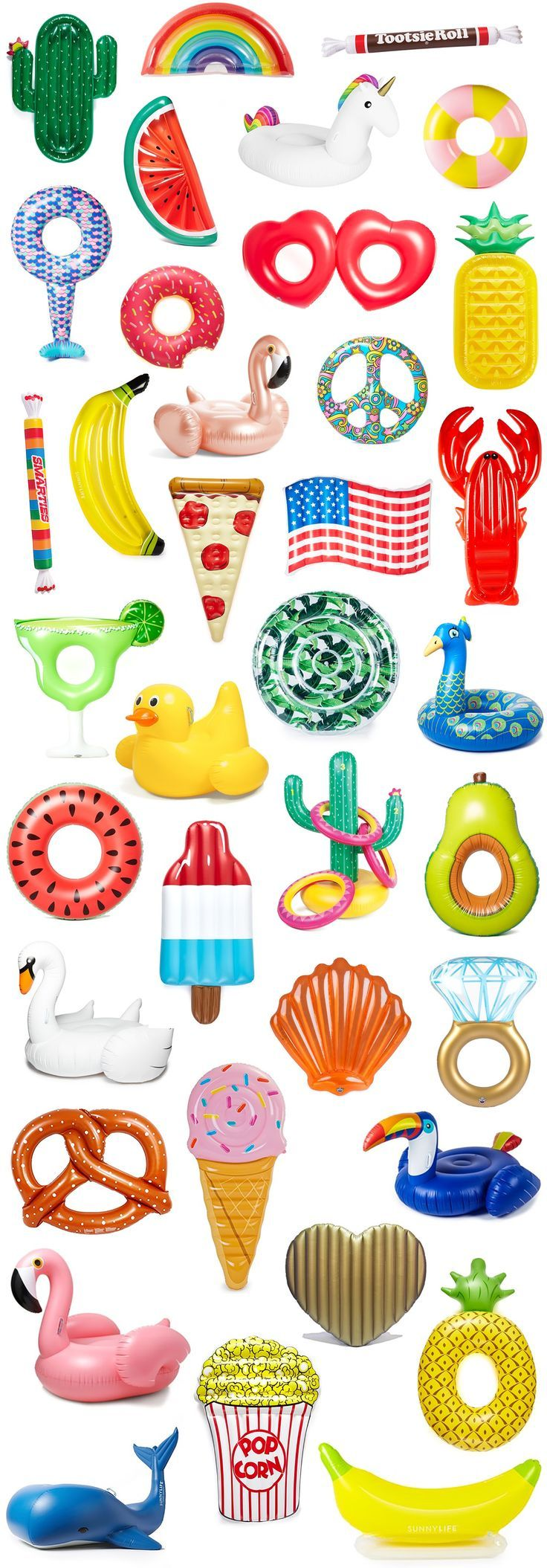 25 best ideas about cute pool floats on pinterest
