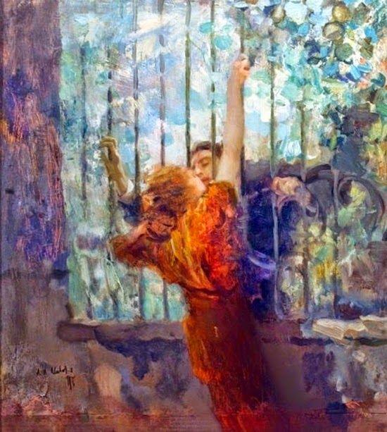 Il convegno 550 613 art pinterest - Falso specchio magritte ...