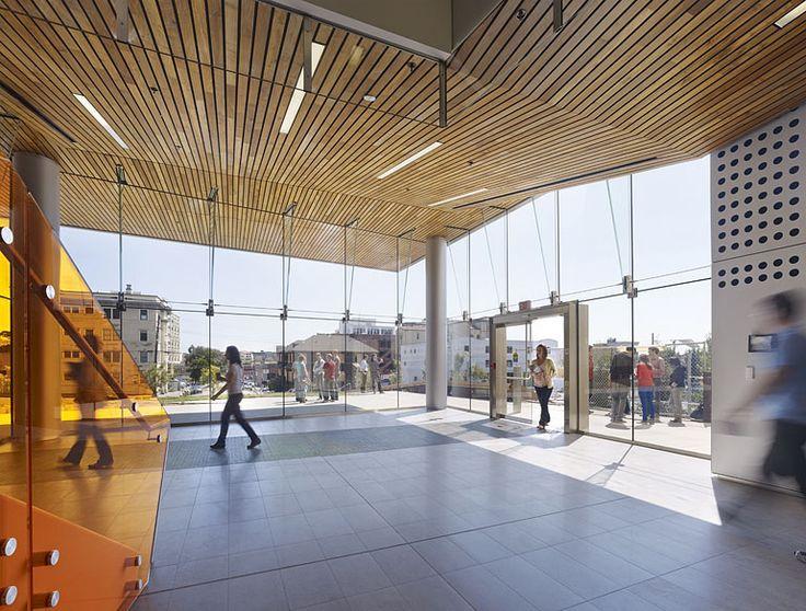 9wood Projects Wood Soffit Ceilings Pinterest