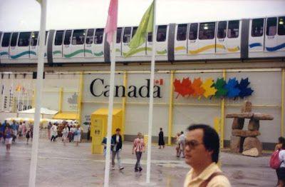 Canada House, World Expo 88 - Brisbane, Australia