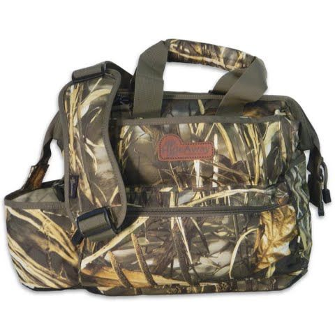 Hideaway Wingover Waterfowl Gear Bag - Advantage Max - 4 Hd: Everything from shells to your thermos can be… #OutdoorGear #Camping #Hiking