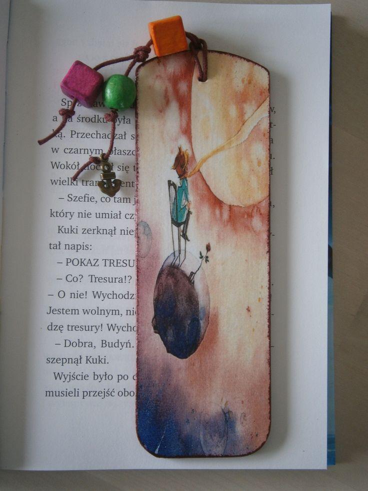 Bookmark le Petit Prince, zakładka Mały Książę
