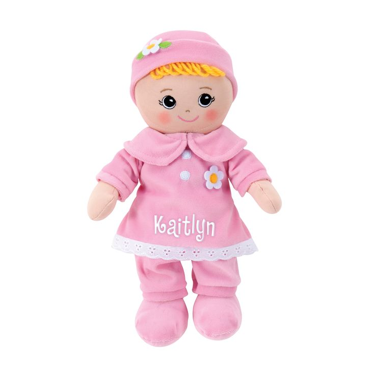14 best baby gift ideas images on pinterest play sets toy boxes personalized baby doll baby gifts unique keepsake dolls negle Images