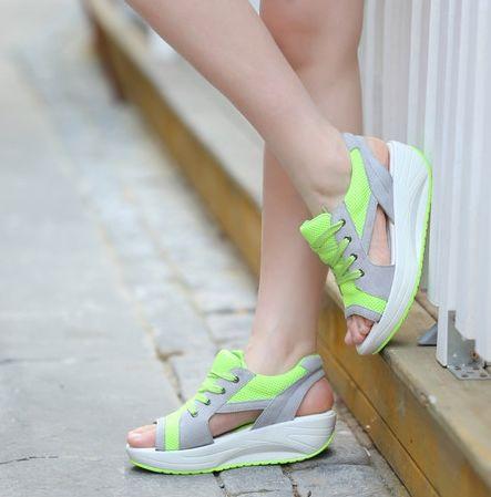 26.36$  Buy here - https://alitems.com/g/1e8d114494b01f4c715516525dc3e8/?i=5&ulp=https%3A%2F%2Fwww.aliexpress.com%2Fitem%2F2016-Fashion-Summer-Women-s-Sandals-Casual-Sport-Mesh-Breathable-Shoes-Women-Comfortable-Wedges-Sandals-Lace%2F32640697158.html - 2016 Fashion Summer Women's Sandals Casual Sport Mesh Breathable Shoes Women Comfortable Wedges Sandals Lace Platform Sandalias 26.36$