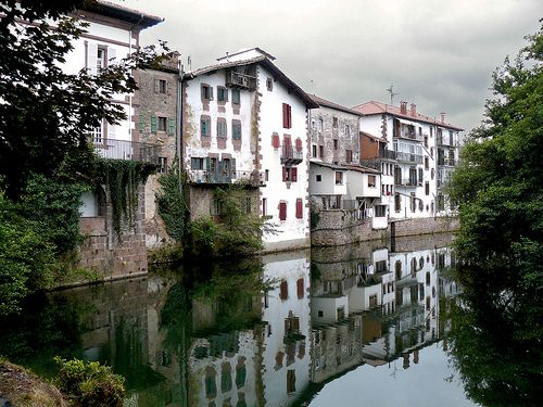 Elizondo, Navarra, España by Clickor