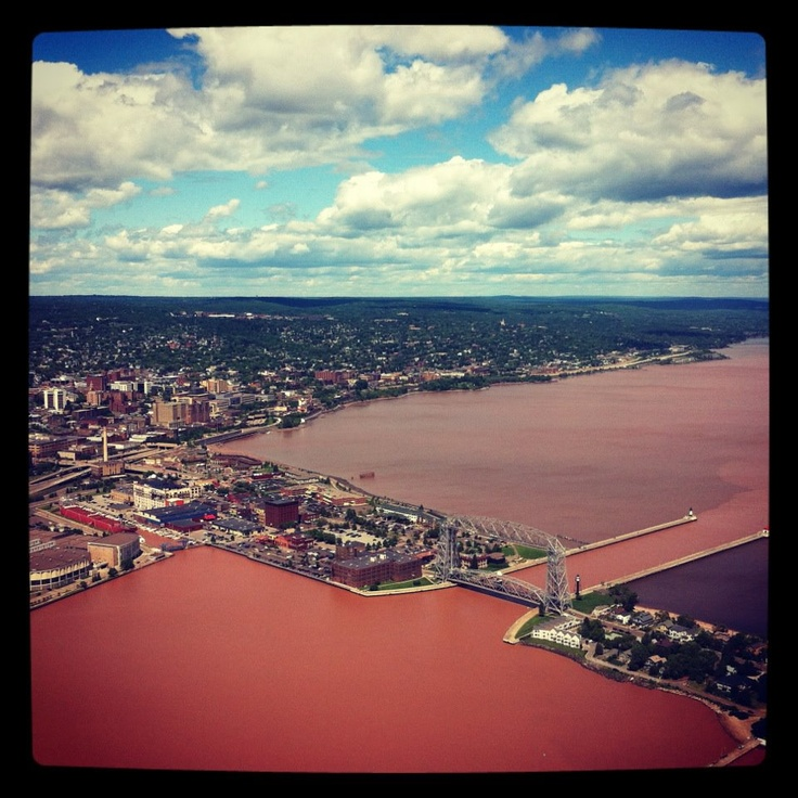 Flood Of 2012 In Duluth MN