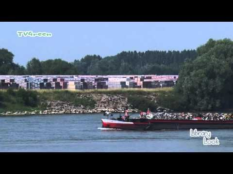 Vesselview - Ships sailing the River Waal - YouTube