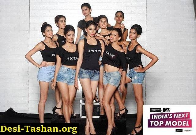 India's Next Top Model Season 3 Episode 6 - 18th November 2017 watch online desiserials, MTV serial India's Next Top Model Season 3 18th November 2017 full