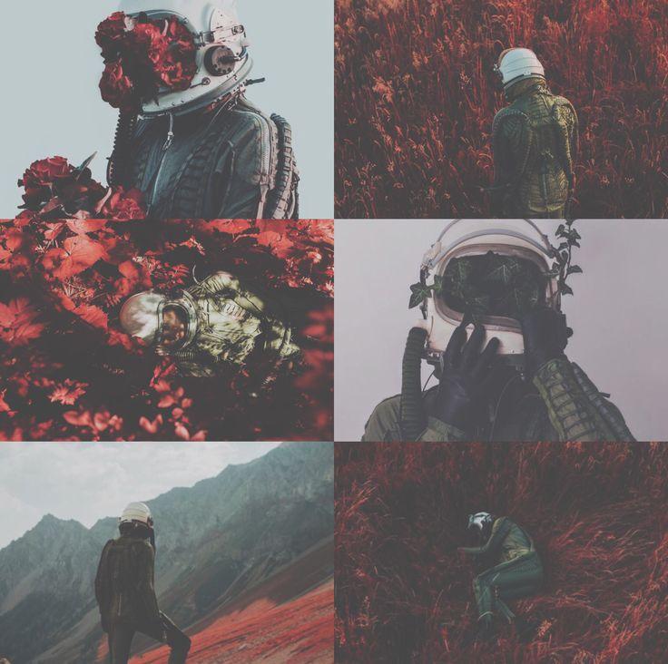 #space #astronaut aesthetic #1