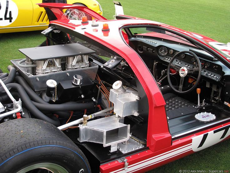 1966 ford gt40 - 1966 Ford Gt40 Interior