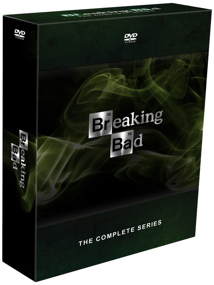 Breaking Bad: The Complete Series only $39.99! (Reg. $149.99) TODAY ONLY!