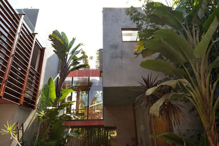 Touring Airplane House Architect David Hertz's Personal Home - Curbed Inside - Curbed LA