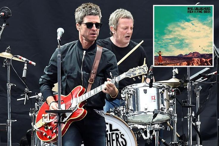 Get The Lowdown On Noel Gallaghers New High Flying Birds Album And 2018 Uk Tour  #noelgallagher