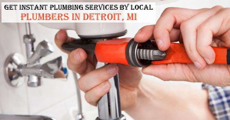Plumbers in Michigan Plumbing Services in Detroit Call