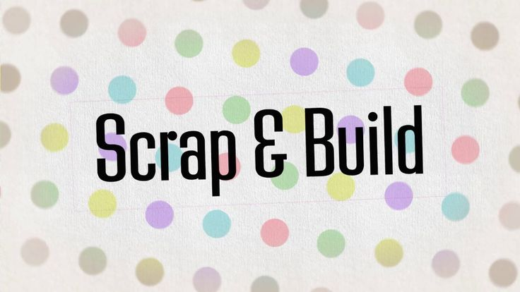 anderlust 『Scrap & Build』 Lyric Video