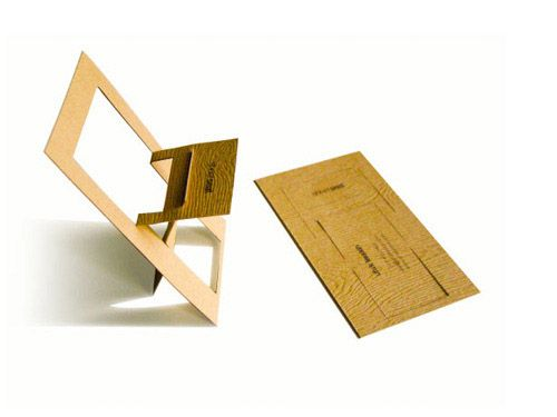 Really creative. but I don't thin its practical. Play with the card a couple of times, and you'll break the chair the third time.