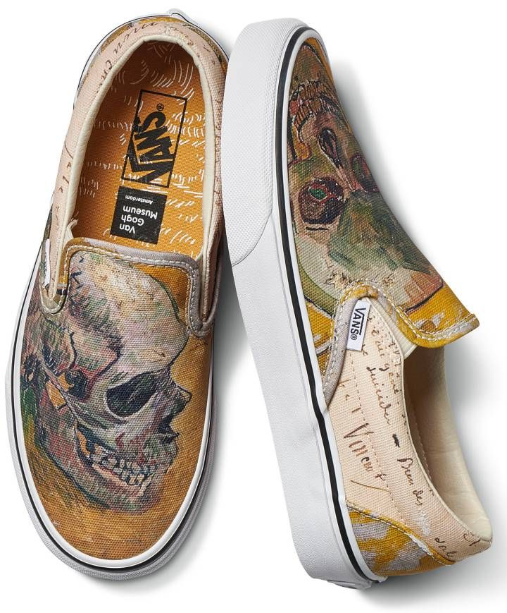zapatillas calaveras vans