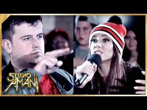 Enissa Amani VS Marek FIS  Hammer geiles Battle!!!