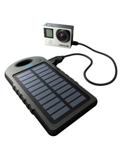 Charge your GoPro® up to 3 times with Dualcharge. Dual USB ports allow you to…