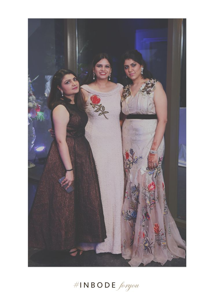Evening wear   #indianweddings #westernwear #eveningwear #wedmegood #charukaarora #menswear #fashion #fashionforreal #inbodeforyou #inbode #beyou #graphicdesign #design #sagan #outfit #outfitoftheday #sisters #bridesmaid
