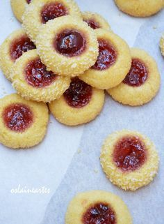 Fazendo Arte: Biscoitos Recheados com Geleia