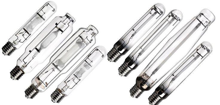 400W 600W 1000W HPS High Pressure Sodium MH Metal Halide Grow Light Bulb Lamp
