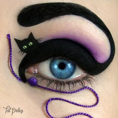 Amazing artistry - wouldn't this be fun for Halloween?