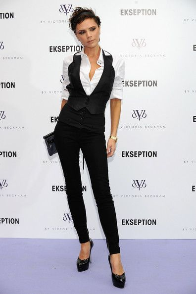 Victoria Beckham Photo - Victoria Beckham Presents Her Jeans Collection セールは8月6日23時59分まで。アクセスはこちら http://goo.gl/cd3Gh