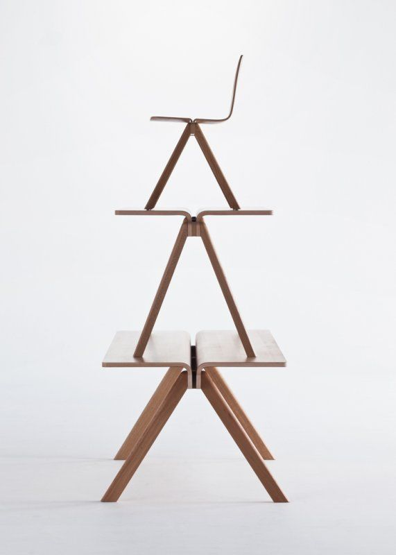 Ronan & Erwan Bouroullec Design - Copenhague Collection, 2012.