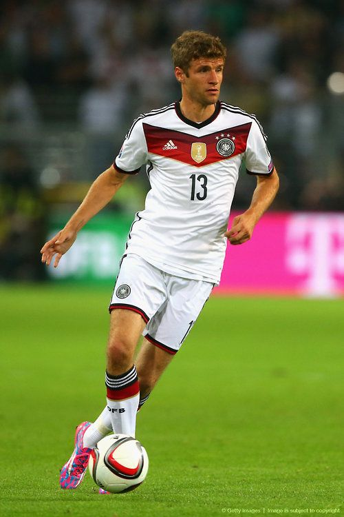 Thomas #Mueller of #Germany
