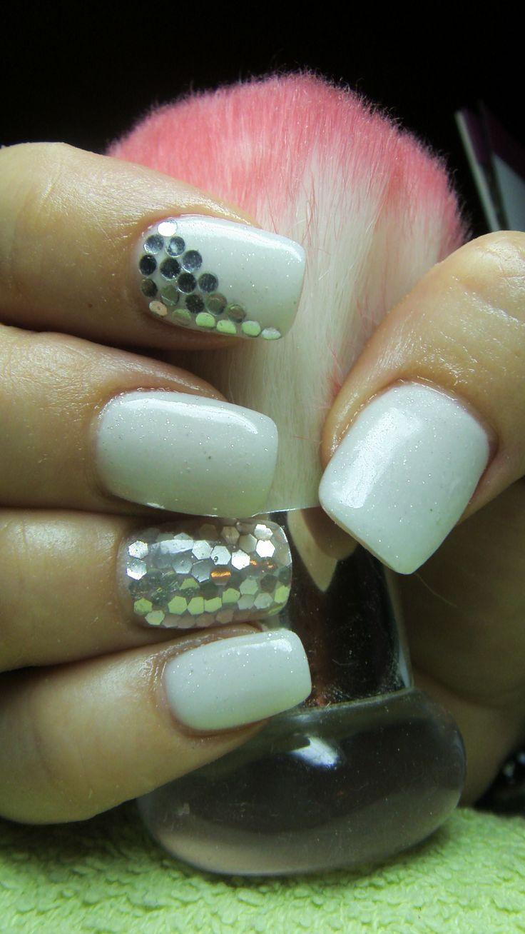 Mejores 9 imágenes de Nails en Pinterest   Decoración de uñas ...