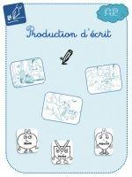 Production d'écrit au CP   histoires séquentielles extra!!