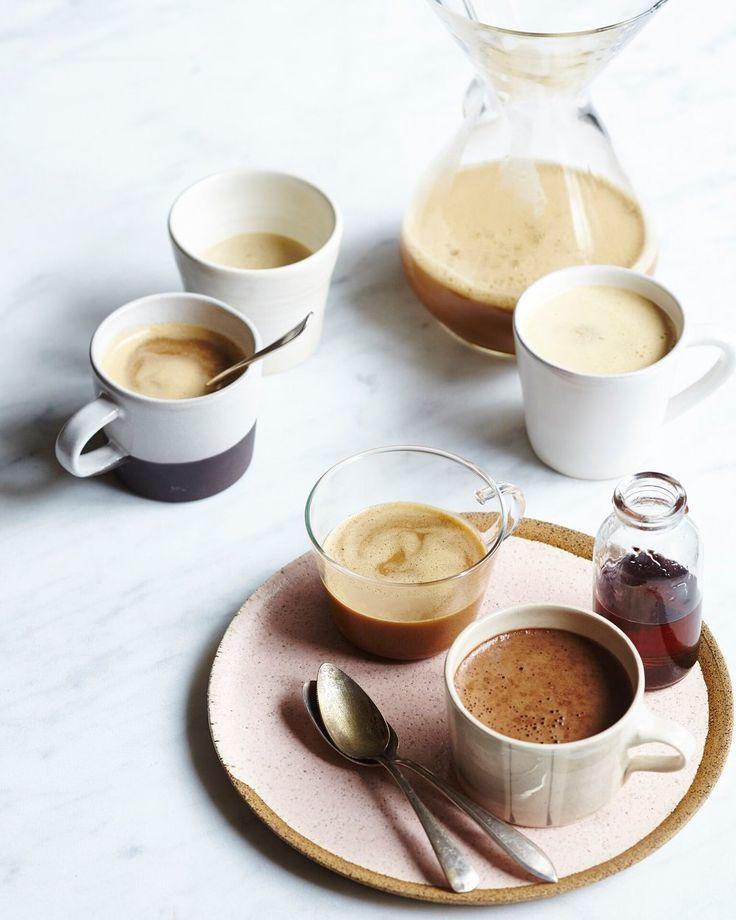 coffee alternatives | prop styling ginny branch | food styling tami hardeman | photo helene dujardin
