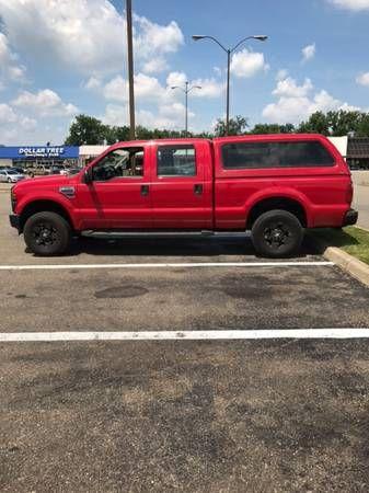 F- Series Leer truck cap (Cuyahoga falls) $450