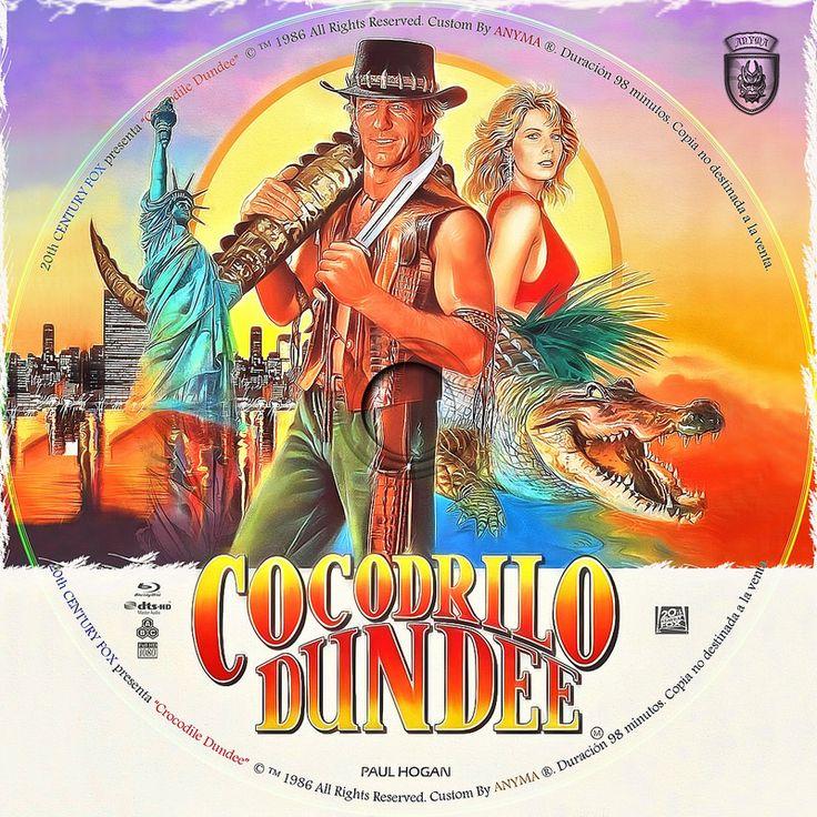 Cocodrilo Dundee galleta | por Anyma 2000