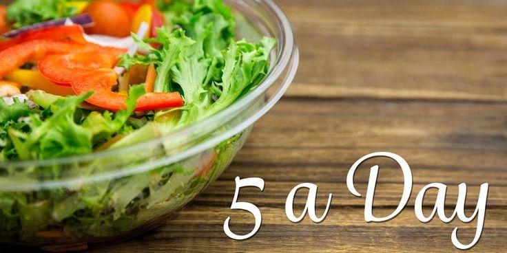 5⃣ Γιατί πρέπει να τρώμε 5 φρούτα και λαχανικά τη μέρα; Δείτε την απάντηση εδώ!