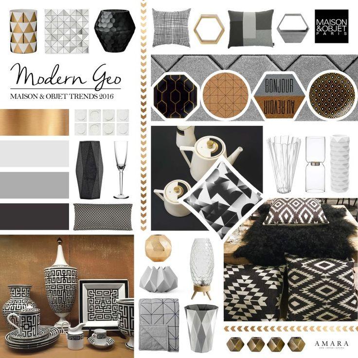 Friday Finds 2016 Interior Design Trends: Maison Et Objet Interior Trend Report 2016