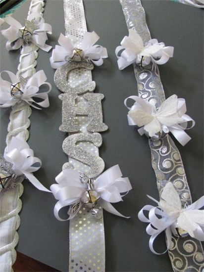 C's Floral Events - Designer Ribbons - Colleyville, TX                                                                                                                                                     More