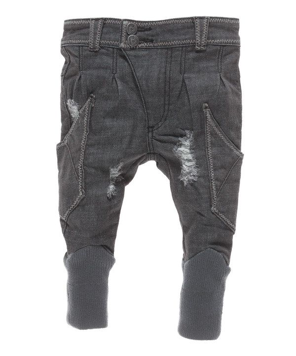 Loving this Vicious Wear Gray Little Jerry Pants - Infant on #zulily! #zulilyfinds