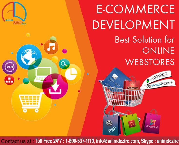 Best solutions for online webstores